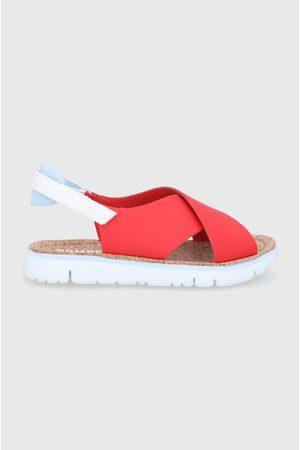 Camper Kožené sandály Oruga