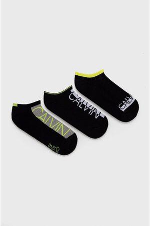 Calvin Klein Muži Ponožky - Ponožky (3-pack)
