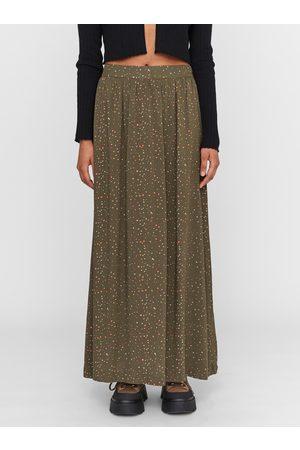 Noisy May Vzorovaná maxi sukně Fiona
