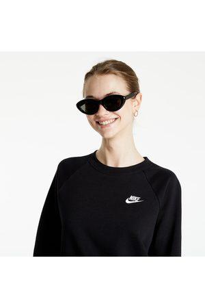 Nike Sportswear Essential Women's Fleece Crew Black/ White