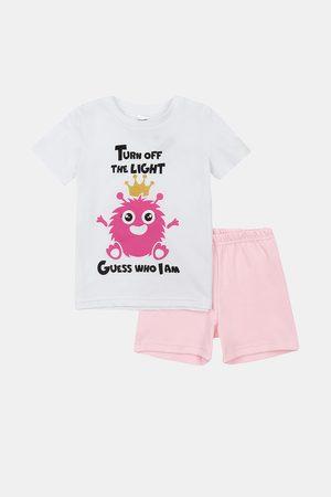 GARNA MAMA sp. z o.o. Dívčí svítící pyžamo Monsters