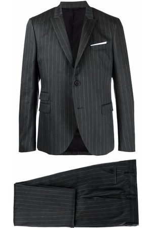 Neil Barrett Muži Obleky - Pinstripe two-piece suit