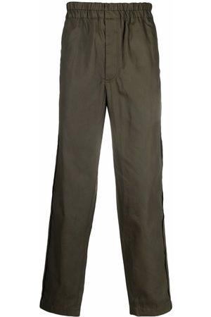 Comme Des Garçons Shirt Elasticated-waist trousers