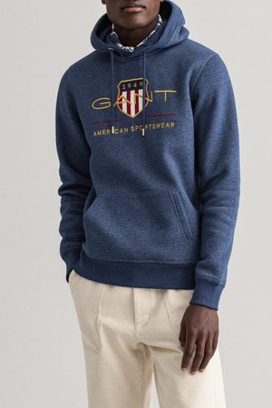 GANT Mikina D2. Archive Shield Hoodie