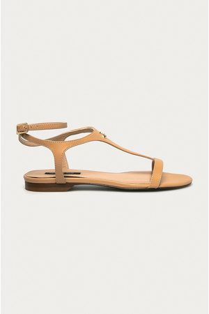 Patrizia Pepe Kožené sandály