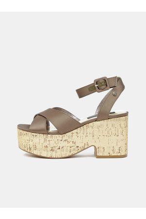 Replay Dámské sandálky na platformě