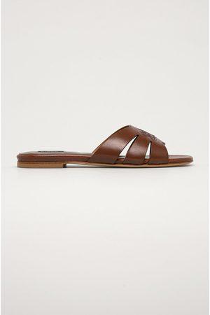 Pinko Kožené pantofle