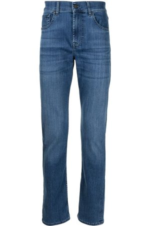 7 for all Mankind Muži Slim - Slimmy Luxe Performance jeans