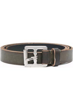 Paul Smith Muži Pásky - Leather-strap belt