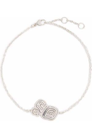 KAY KONECNA Ženy Náramky - Maja Crescent bracelet