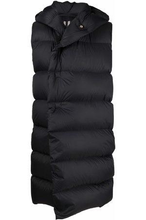 Rick Owens Liner sleeveless puffer jacket