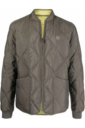 Kenzo Quilted down bomber jacket