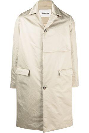 Nanushka Neval trench coat