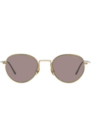 Prada Muži Sluneční brýle - Frameless round-frame sunglasses