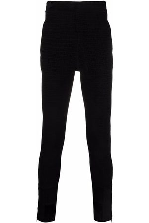 Givenchy 4G knitted jogging bottoms