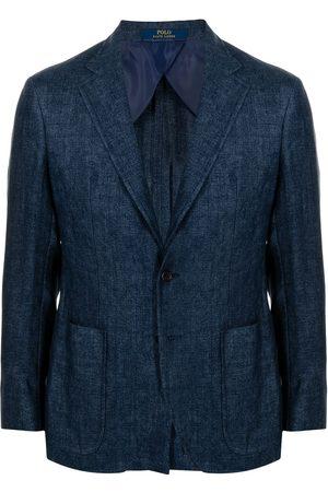 Polo Ralph Lauren Soft Linen single-breasted Sport Coat blazer