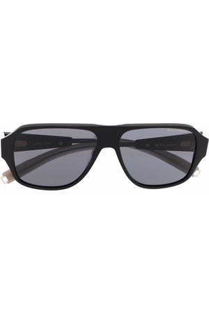 DITA EYEWEAR Tinted aviator-frame sunglasses