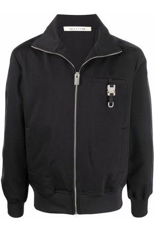 1017 ALYX 9SM Buckle-detail zip-up bomber jacket