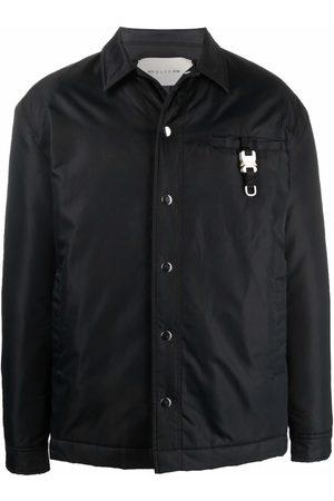 1017 ALYX 9SM Muži Bundy - Buckle-detailed shirt jacket