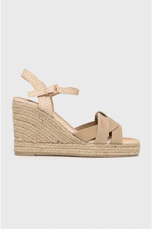 Big Star Kožené sandály