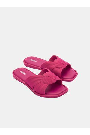 Melissa Růžové pantofle
