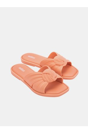 Melissa Oranžové pantofle