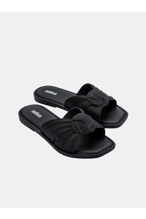 Melissa Černé pantofle