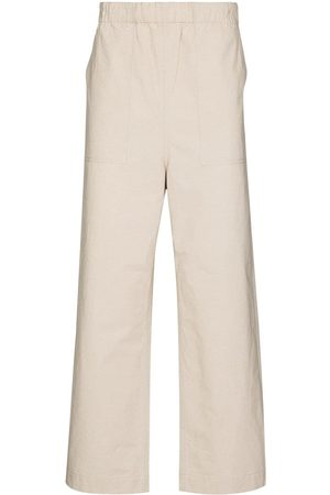 Snow Peak Muži Rovné nohavice - Bafu straight-leg trousers