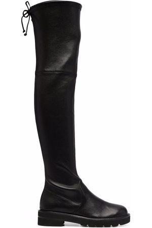 Stuart Weitzman Lowland thigh-high 40mm boots