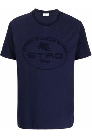 Etro Logo-print T-shirt