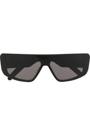 Rick Owens Sluneční brýle - Flat-top sunglasses