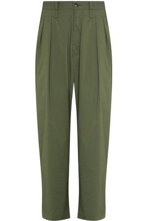 Wtaps Ripstop straight-leg trousers