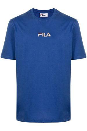 Fila Logo-embroidered cotton T-shirt