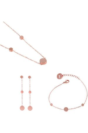 Vuch Pices of Dotty Rose Gold