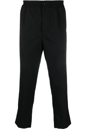 Ami Cropped straight-leg trousers