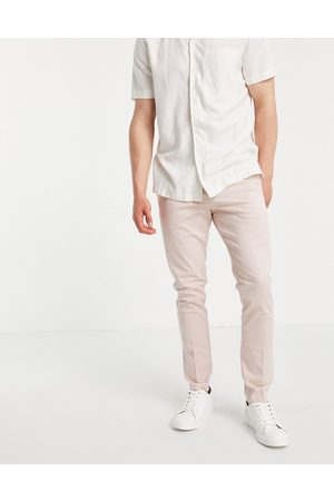 New Look Skinny chino in light pink