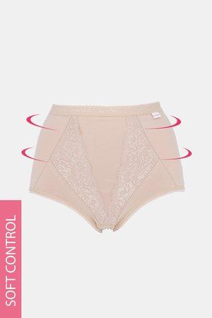 Cotonella Bavlněné stahovací kalhotky Love Lace