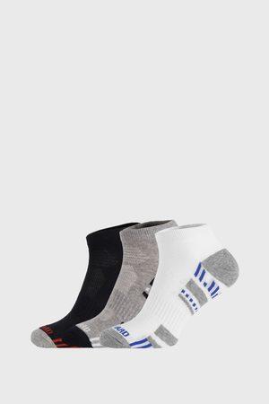 YSABEL MORA 3 PACK nízkých ponožek Sportive