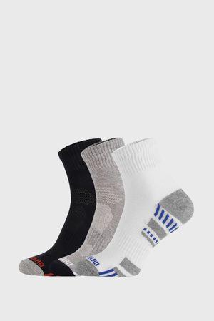 YSABEL MORA 3 PACK kotníkových ponožek Sportive