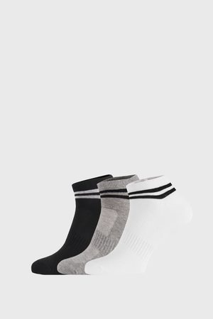 YSABEL MORA 3 PACK nízkých ponožek Grover