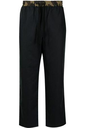 A Bathing Ape Camouflage-print waistband trousers