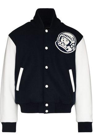 Billionaire Boys Club Astro logo-patch bomber jacket