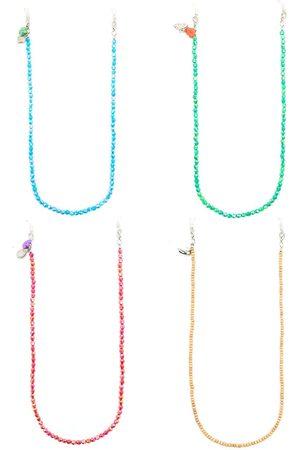 AMIR SLAMA Ženy Náramky - Set of four multi-function straps