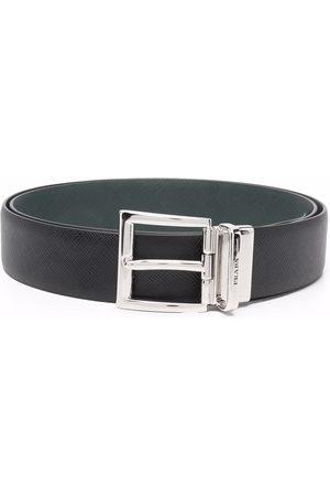 Prada Reversible buckle belt