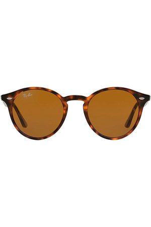 Ray-Ban Tortoise round frame sunglasses