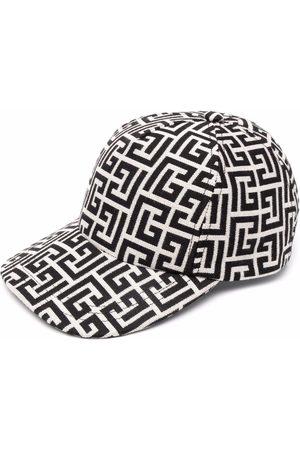 Balmain MONOGRAM CAP