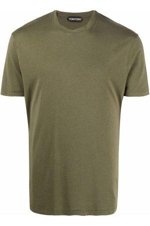 Tom Ford Plain crew-neck T-shirt