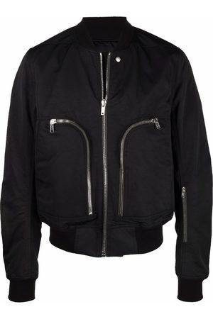 Rick Owens Bauhaus flight jacket