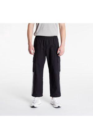 adidas Adidas 3-Stripes Cargo Pants Black