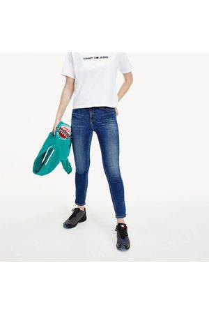 Tommy Hilfiger Dámské modré džíny se zipy